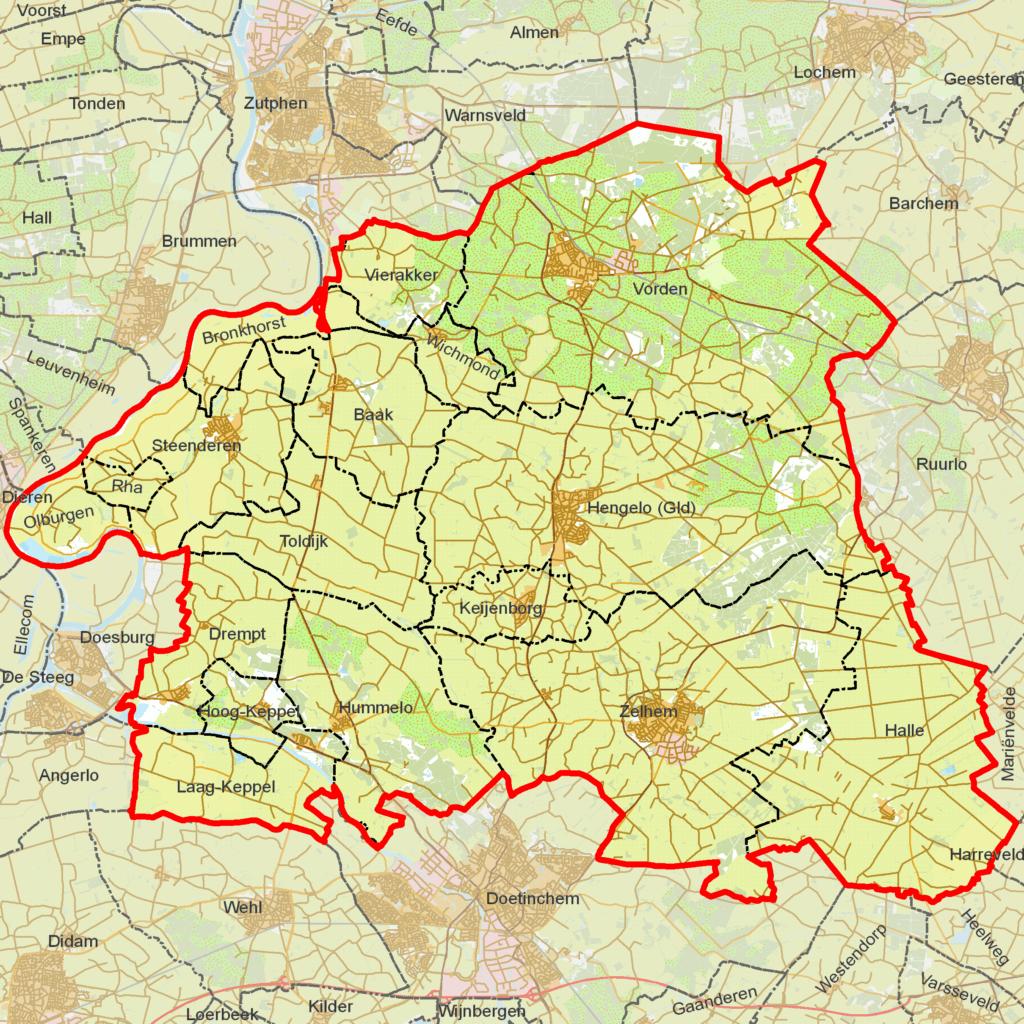 Gemeente Bronckhorst 2